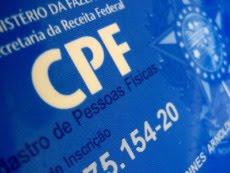 Servidores do IFPB têm até 17 de junho para cadastrar CPF de dependentes