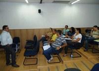 Supervisão Geral do Pronatec se reúne com equipe de Cabedelo