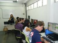 Tutores do curso de Segurança no Trabalho participam de capacitação
