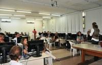Tutores em EaD dos cursos de Letras e Segurança no Trabalho participam de capacitação no Campus João Pessoa