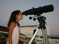 Um novo olhar para o céu de Cabaceiras
